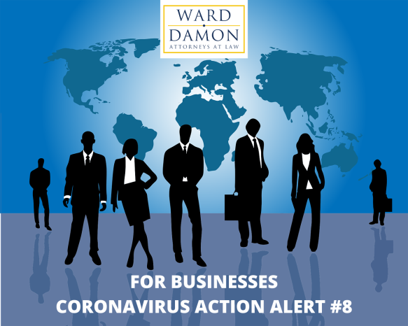 LEGAL ALERT FOR BUSINESSES #8