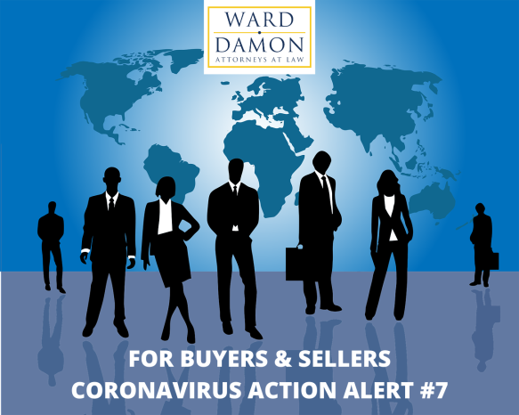 LEGAL ALERT FOR BUYERS & SELLERS #7